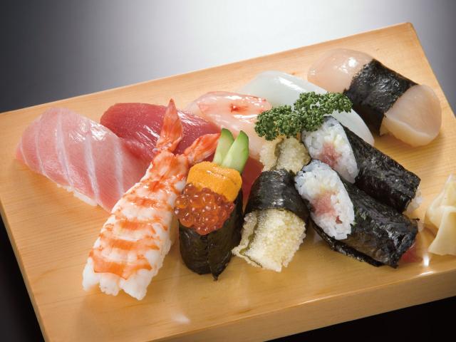 久寿しの上寿司